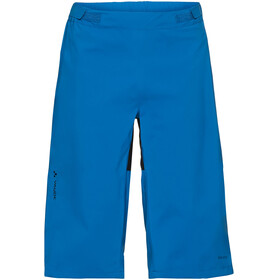 VAUDE Moab Rain Shorts Men radiate blue